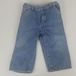 Janie and Jack Jeans size 18 - 24 months